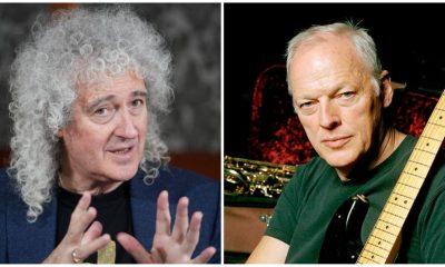 Brian May David Gilmour