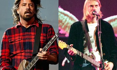 Dave Grohl Ataques Nirvana