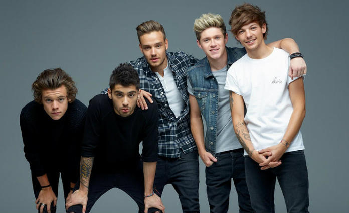 Rolling Stone One Direction