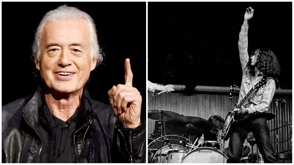 Jimmy Page Stairway Heaven