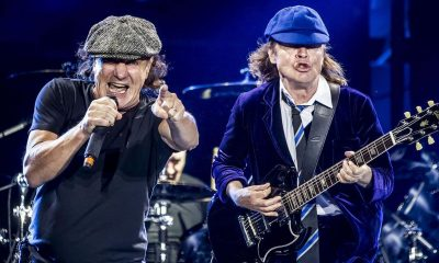 AC/DC tour