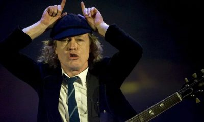 Angus Young Rock N´ Roll