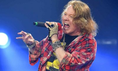 guns roses axl rose prensa