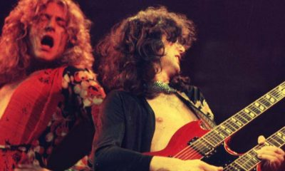 led zeppelin jimmy page robo