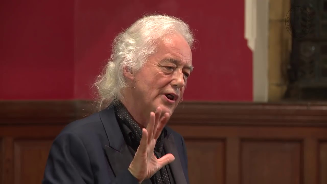 Solo Jimmy Page