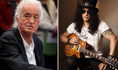 Slash Jimmy Page