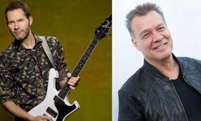 Paul gilbert Eddie Van Halen