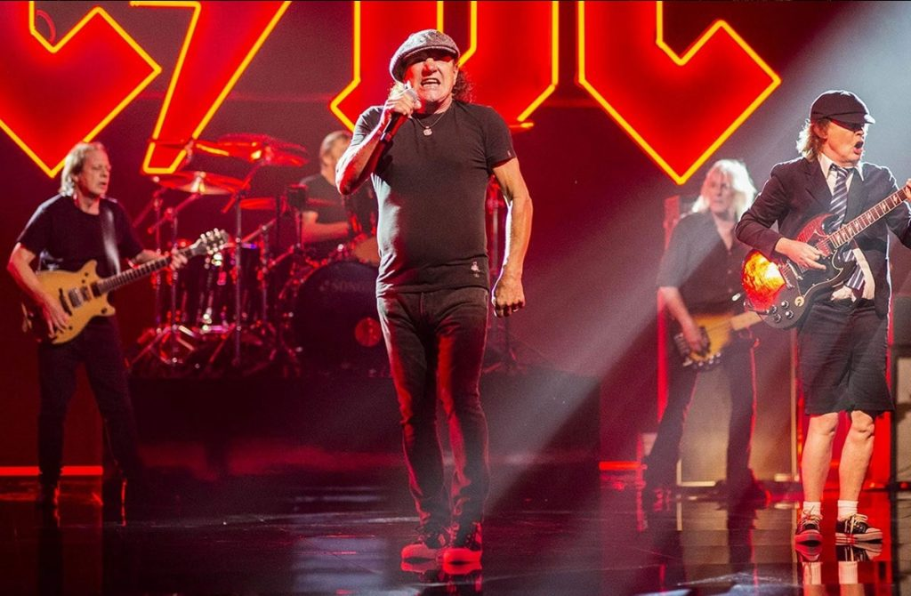acdc videoclip