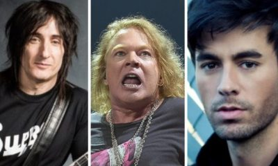 richard fortus enrique iglesias axl rose