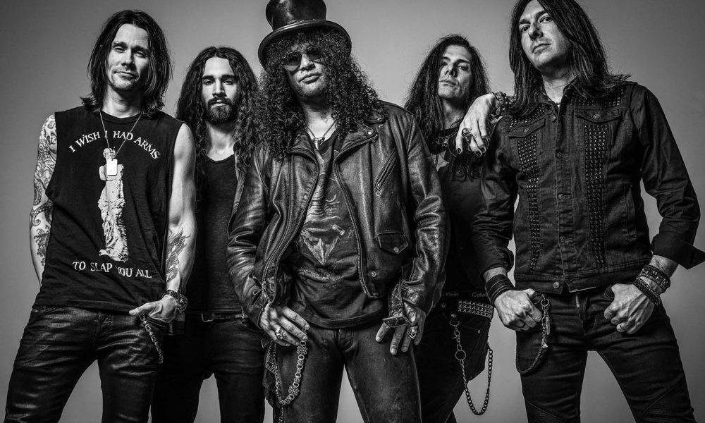 Slash / Myles Kennedy and The Conspirators lanzarán un nuevo álbum