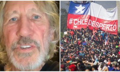Roger Waters Chile
