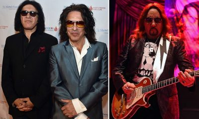 Ace Frehley Gene Paul