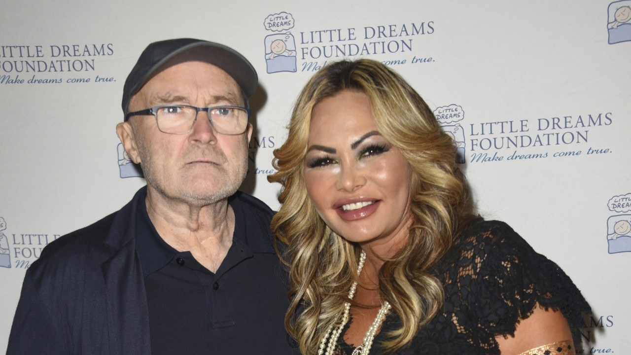 Esposa Phil Collins