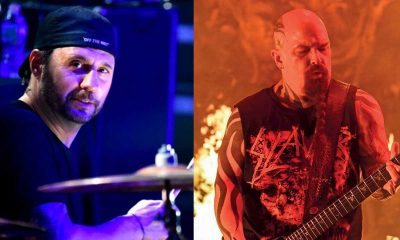 Dave Lombardo Kerry King