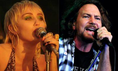Pearl Jam Miley Cyrus