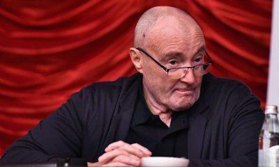 Phil Collins no bañarse