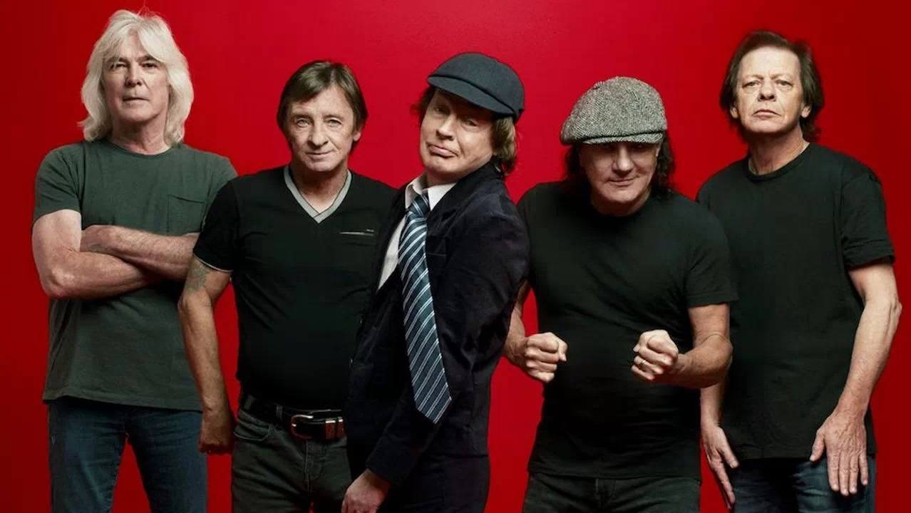 acdc pwr up récords