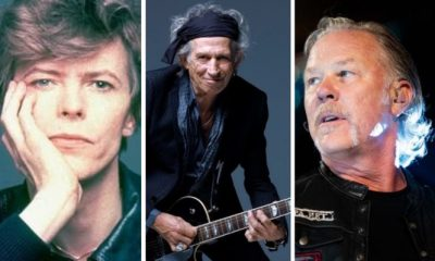 bandas detesta Keith Richards