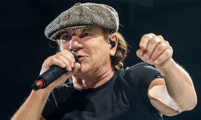Brian Johnson nuevo disco AC/DC
