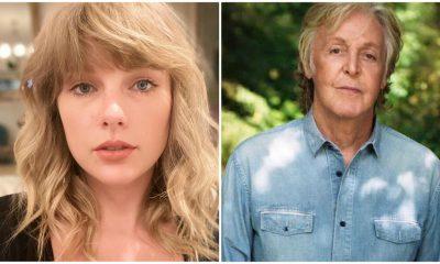 Taylor Swift Paul McCartney