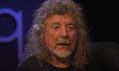 Robert Plant Stairway to Heaven