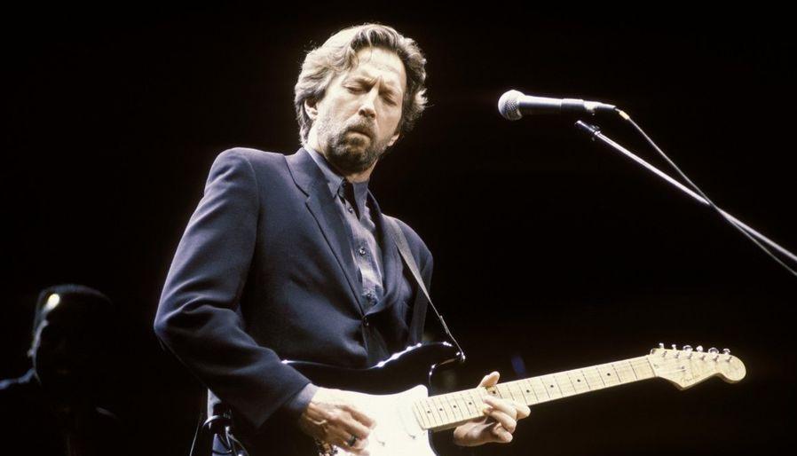 subastan guitarra Eric Clapton