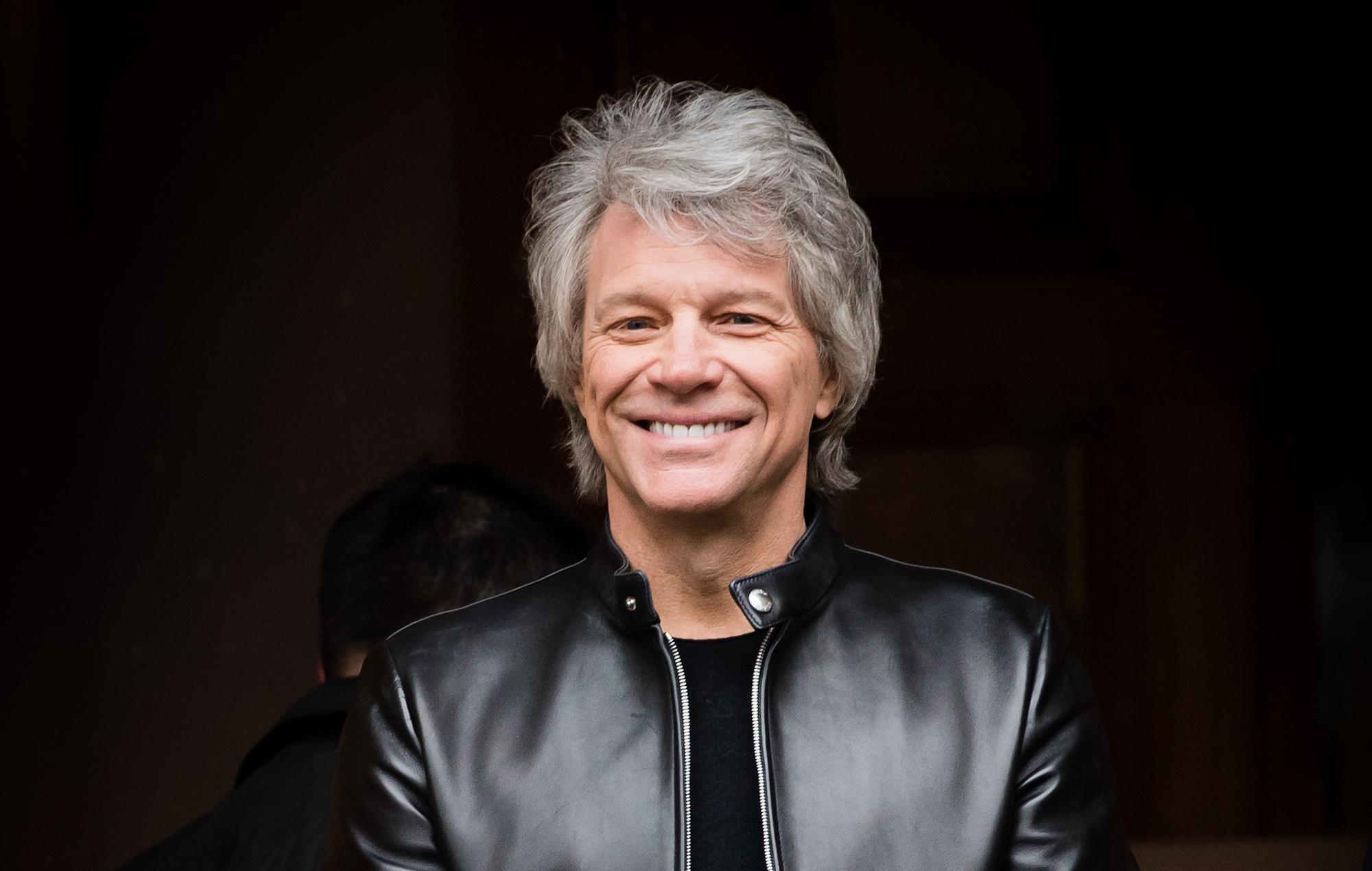Bon Jovi disco vida