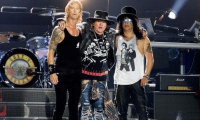 slash nuevo disco guns roses