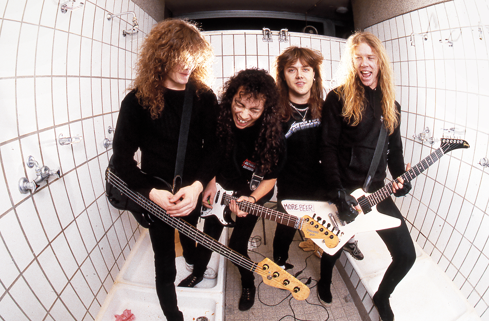 Metallica Jason Newsted