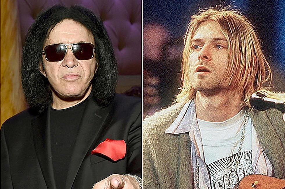 Nirvana Gene Simmons