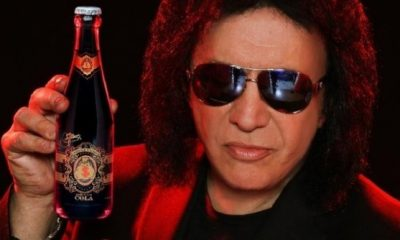 Gene Simmons drogas alcohol