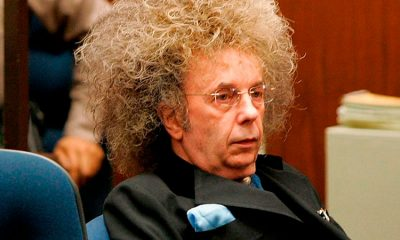 Murió Phil Spector