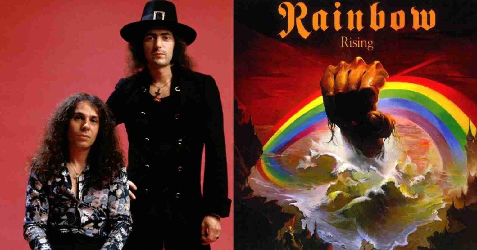 ronnie james dio rainbow ritchie blackmore