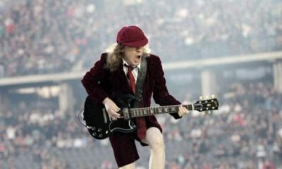 angus young crítica discos ACDC