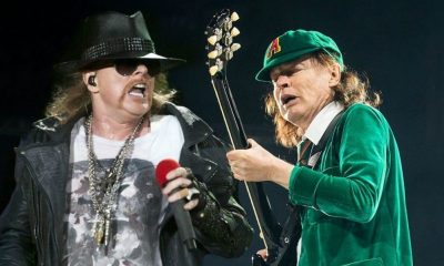 axl rose angus young crítica