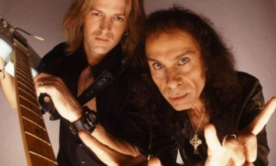 Doug Aldrich Ronnie James Dio