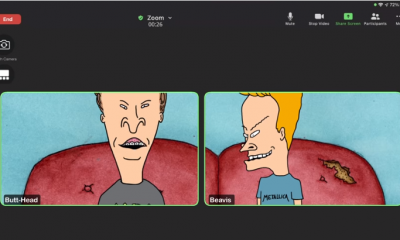 """Beavis and Butt-Head"" pelicula"
