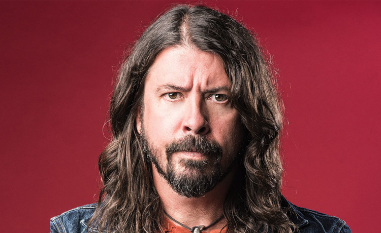 Dave Grohl Julio Cesar