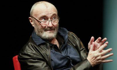 Genesis Phil Collins vocalista