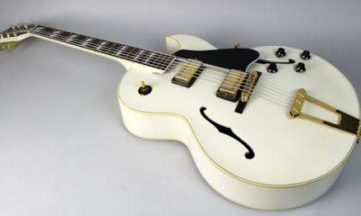 Gibson ES 175D Artic White