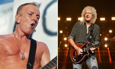 brian may Phil collen