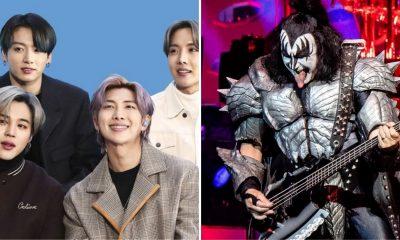 gene simmons k-pop boy bands