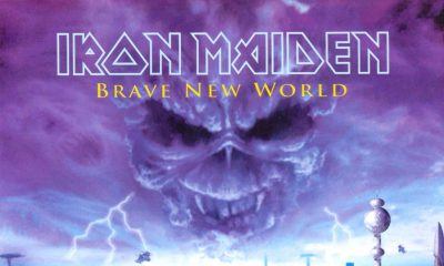 iron maiden brave the new world