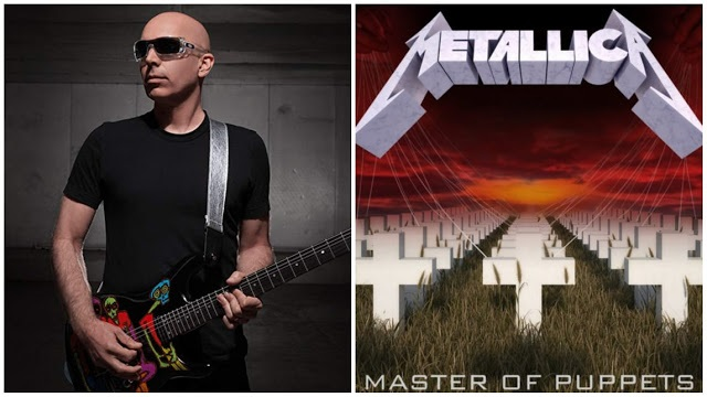 joe satriani metallica