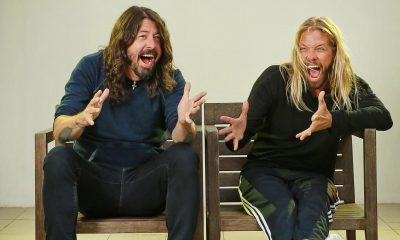 Baterista Foo Fighters mejor del siglo