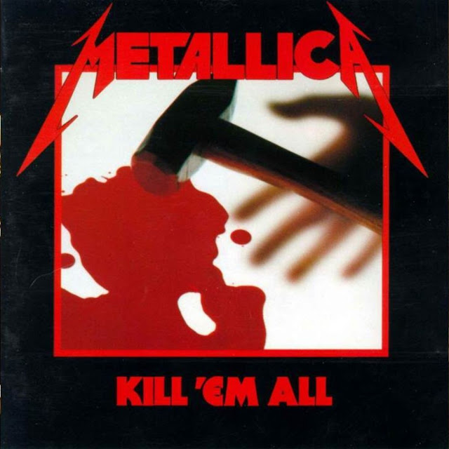 metallica kill em all disco