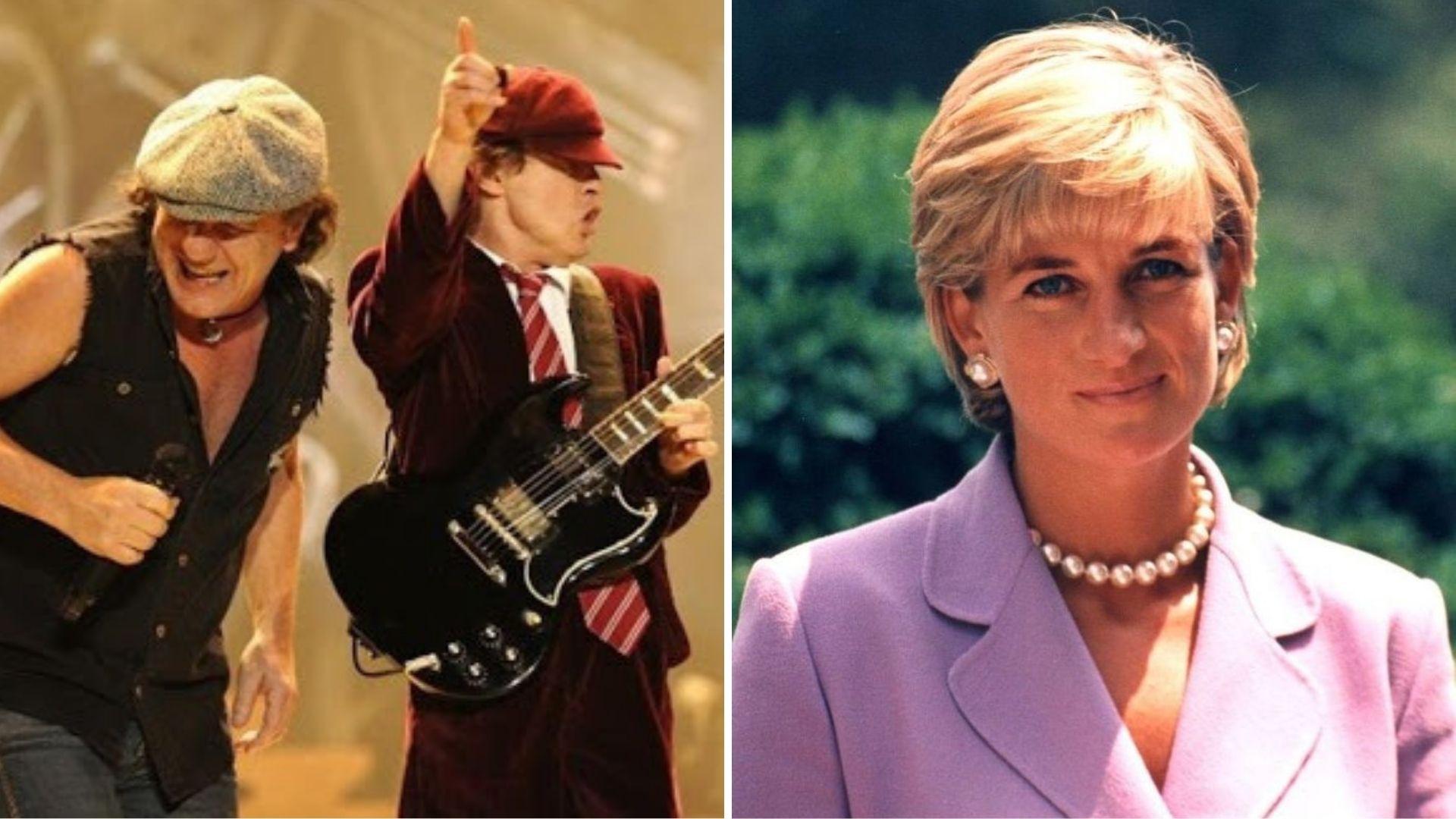 Princesa Diana ACDC