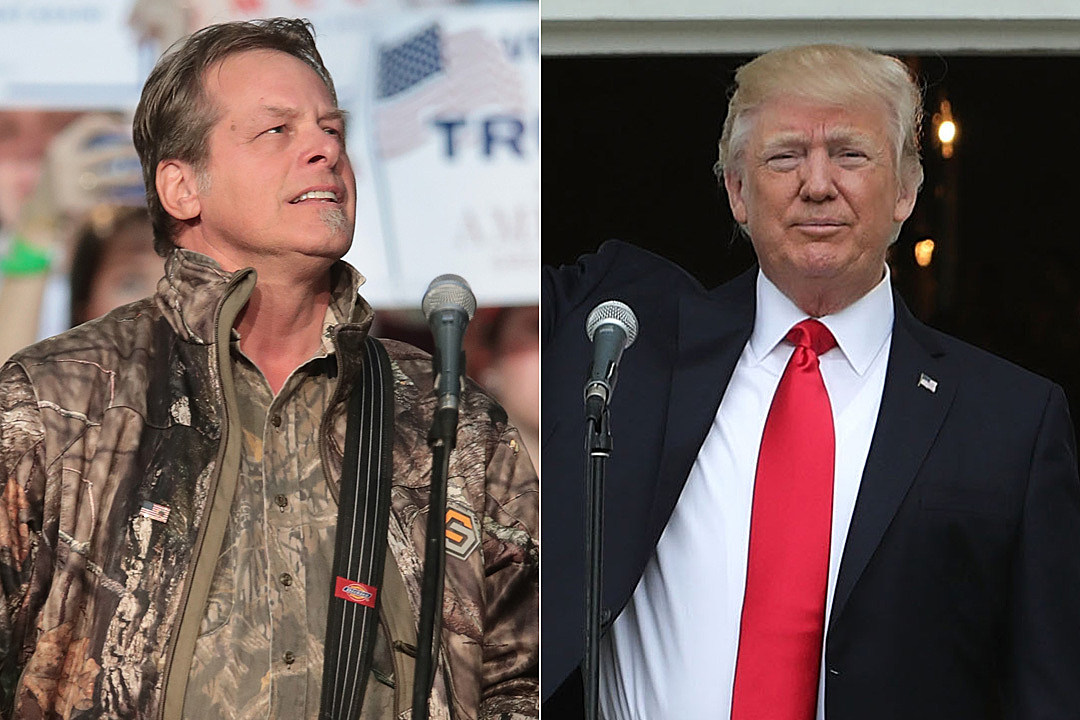 Ted Nugent Donald Trump