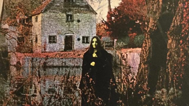 mujer portada disco Black Sabbath