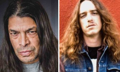 cliff burton robert trujillo